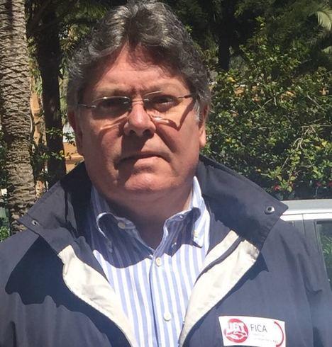 """""""No permitiremos chantajes ni presiones para que se pongan en riesgo la seguridad y la salud de los trabajadores con el COVID-19"""", dice Rogelio Mena, responsable Nacional de ITV de UGT-FICA"""
