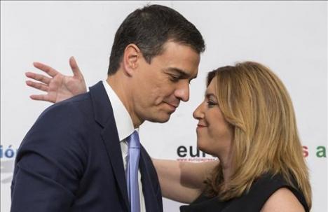 'SUSANA DEBE DAR UN PASO ATRÁS', por Luis García Collado ex-alcalde socialista de Huercal-Overa