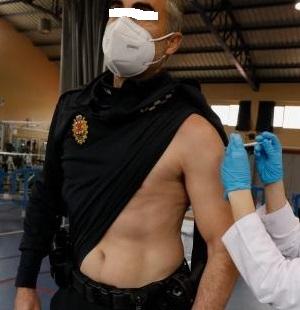 """Moreno: """"El Gobierno corrupto y de tránsfugas de López Miras tiene que aclarar el criterio que sigue para vacunar a la Policía Local y a los voluntarios de Protección Civil"""""""
