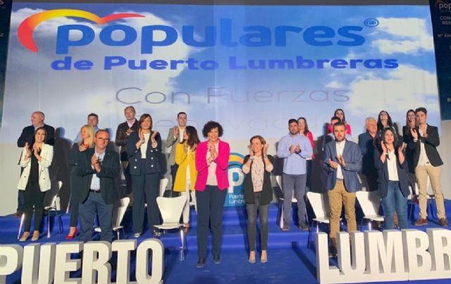 El equipo de Gobierno del Partido Popular en el Ayuntamiento de Puerto Lumbreras dona 1.100 euros a la cuenta solidaria para la compra de alimentos y material sanitario