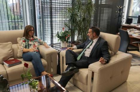 Jiménez  lamenta y censura el ataque personal lanzado por la Alcaldesa de Cartagena en relación a los proyectos del Ministerio de Justicia en la ciudad