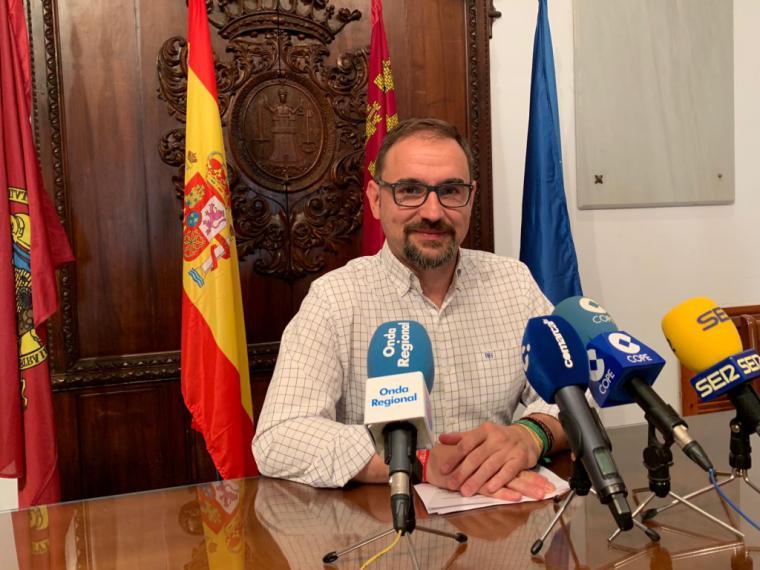 El PSOE reitera su petición para que la vía rápida Lorca-Águilas se reconvierta en autovía para mejorar la seguridad vial