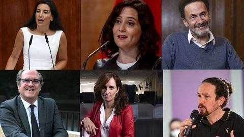 Sondeo del cis: Baja la derecha en Madrid y sube el bloque de izquierdas que podría gobernar