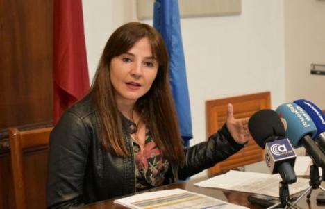 """Marisol Sánchez: """"Gracias al Gobierno de España los trabajadores no podrán ser despedidos por ausencias médicas justificadas"""""""