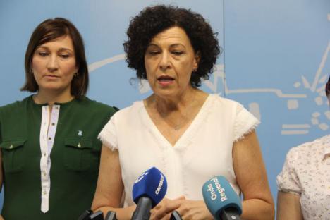 La alcaldesa de Puerto Lumbreras decreta la suspensión de Juntas de Gobierno, Comisiones Informativas y pleno como prevención ante el coronavirus