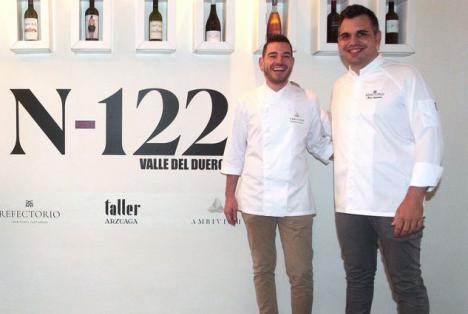 Nace 'N-122 Valle del Duero' como precursor del turismo enogastronómico