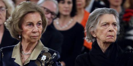 EDITORIAL: ÉRAMOS POCOS Y PARIÓ LA ABUELA. A la tía Irene, hermana de doña Sofía también la mantenemos en Zarzuela