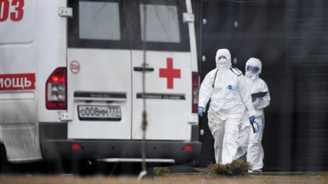 Rusia pone en marcha un plan de tratamiento para casos graves de coronavirus conun fármaco de nombre, Dalargin