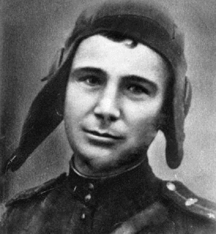 Dmitri Kárbishev, ingeniero militar y héroe liberado del campo de concentración nazi de Mauthausen en mayo de 1945