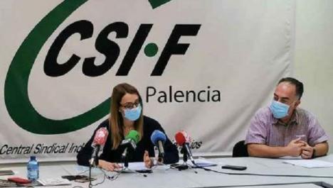 """CSIF rechaza que se discrimine a los docentes interinos y se les deje """"en la cuneta"""" por seguir cuarentena o dar positivo en COVID"""