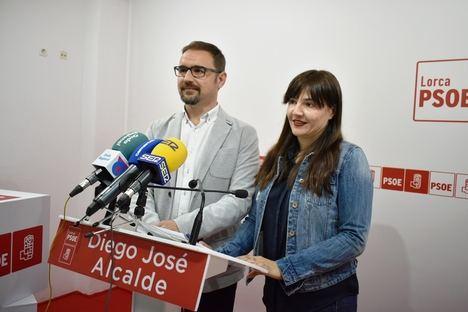 El PSOE apuesta decididamente por Lorca con Marisol Sánchez como número 2 al Congreso de los Diputados