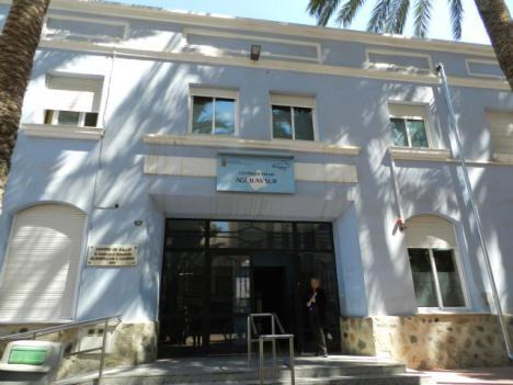 """El Centro de Salud """"Águilas Sur"""" acogerá el punto COVID de Águilas"""