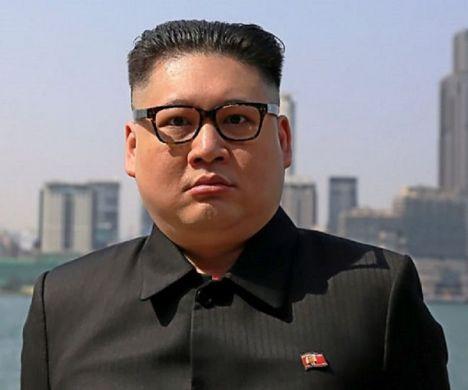 Se sospecha que han mostrado a un doble de Kim Jong-un