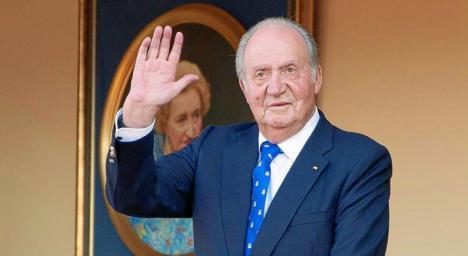 Todo amasado para que el rey don Juan Carlos regrese a España antes de que acabe el año