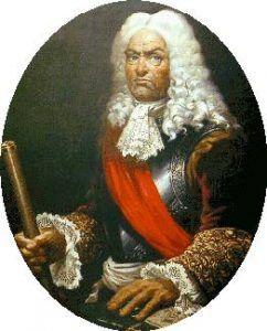 Jorge Próspero de Verboom,ingeniero militar español de origen flamenco, primer marqués de Verboom, capitán general y fundador del Real Cuerpo de Ingenieros,