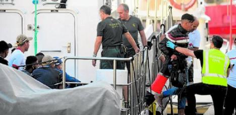 Francisco Jiménez achaca a un profundo desconocimiento las acusaciones del ayuntamiento de Cartagena y la Comunidad Autónoma sobre la llegada de inmigrantes