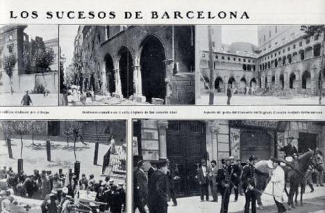 El Presupuesto extraordinario de Cultura de 1908 del Ayuntamiento de Barcelona. Verdadero prolegómeno de la Semana Trágica, por Pedro Cuesta Escudero, Historiador