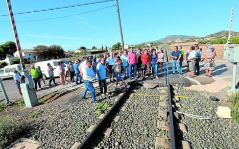 El PP de Lorca denuncia que la Delegación del Gobierno y el Ministerio de Fomento acumulan un año de retraso para constituir la Mesa de Trabajo con los afectados de Villaespesa Soterrada