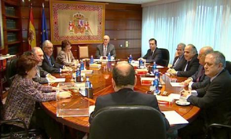 El Constitucional se reúne para estudiar los recursos del Gobierno contra el Parlament
