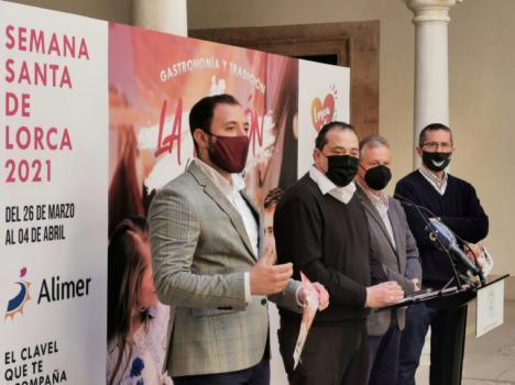 La Concejalía de Economía presenta junto a Hostelor y Alimer una nueva iniciativa que pondrá color a la Semana Santa aunando pasión y gastronomía