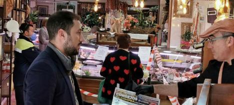 'Compra en Lorca ¡Renuévate!', la nueva campaña para dinamizar el pequeño comercio local