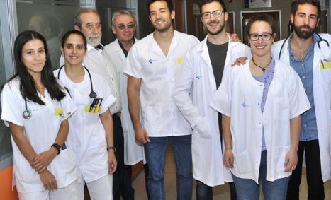 """La retribución de los MIR es penosa y no puede depender de las guardias"""", por Domingo A. Sánchez, Representante Nacional de Médicos Jóvenes y Promoción de Empleo"""