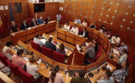 Aprobadas definitivamente las Ordenanzas Fiscales de Lorca para el año 2021 con el apoyo favorable de PSOE, Ciudadanos y Vox