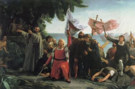 DOBLE MUERTE DE COLÓN, por Pedro Cuesta Escudero, autor de