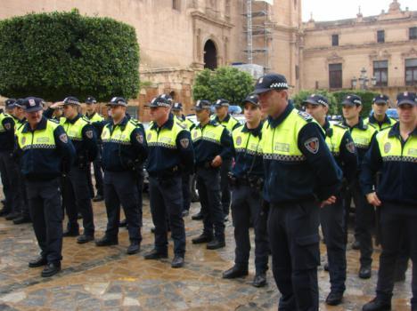 Detenida una persona por un presunto delito de robo con violencia e intimidación en una de las calles del casco histórico