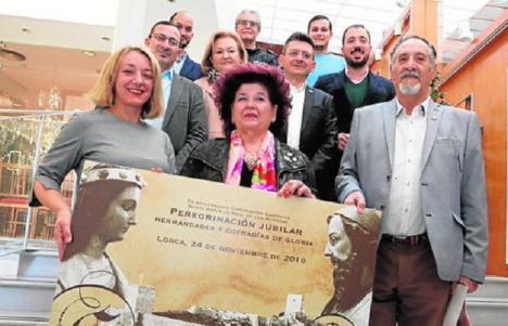 Lorca acogerá una peregrinación jubilar de Hermandades y Cofradías de Gloria de la Región con motivo del 75 aniversario de la coronación canónica de la Virgen de las Huertas