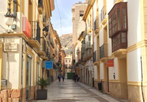 El Ayuntamiento de Lorca reitera su compromiso con la rehabilitación del casco histórico de la ciudad
