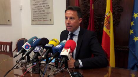"""El PP acusa a Mateos de """"fulminar"""" 8 millones de euros del Ayuntamiento en menos de dos años, a pesar de saber que Iberdrola le exigía que devolviera 9 millones"""