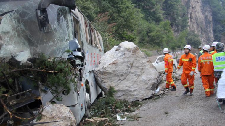Un muerto y 29 heridos es el saldo provisional de víctimas de un terremoto en el suroeste de China