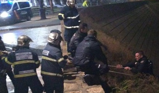 La Policía Nacional detiene a una pareja por la muerte de un bebé localizado en el río Carrión