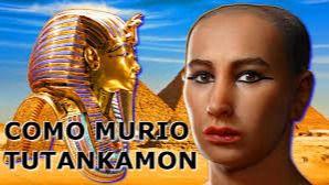 Tutankamón podría haber sufrido un accidente que le causó la muerte.