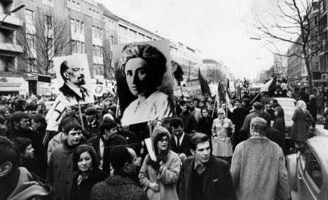 Hoy se cumplen 102 años del asesinato de la dirigente marxista Rosa Luxemburgo