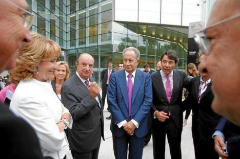 ENTRE LADRONES ANDA EL JUEGO: SEGÚN EL JUEZ, GRANADOS Y LÓPEZ MADRID LE ROBARON A ESPERANZA AGUIRRE MEDIO MILLÓN DE LA