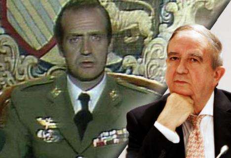 Iñaki Anasagasti reveló la confesión que le hiciera Sabino Fernández Campo, jefe de la Casa Real: