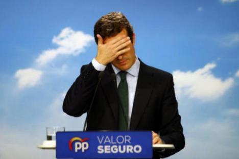 Editorial: Pablo Casado no deja de sorprender con sus aportaciones para detener la pandemía,