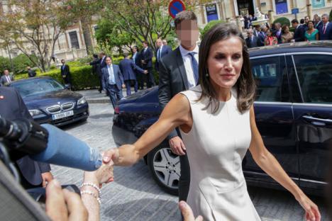 Editorial. Leticia reina de España: