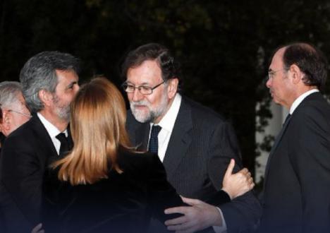 Muere de manera repentina la hermana de Mariano Rajoy