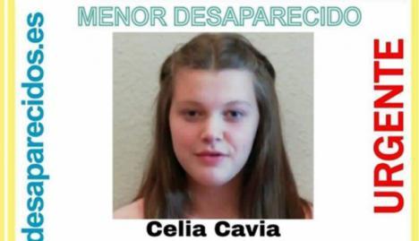 Aparece un cadáver de una menor en Santander. La policía crre que podría ser el de Celia Cavia