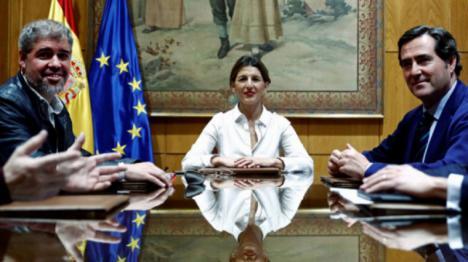El PSRM felicita al Gobierno de España, agentes sociales, patronal y sindicatos por el acuerdo para la subida del SMI