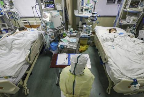 Nuevo máximo de fallecidos por coronavirus en España, hoy 864 muertos más