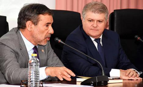 El Delegado del Gobierno de Murcia asegura que el Consejero de Presidencia desconoce de manera evidente e impropia de un miembro de un Gobierno todo el trabajo que se hace en materia de inmigración.