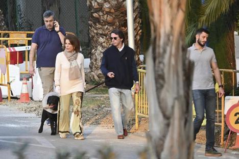 La huida de los Aznar a Marbella en plena crisis por el coronavirus una muestra más de patriotismo
