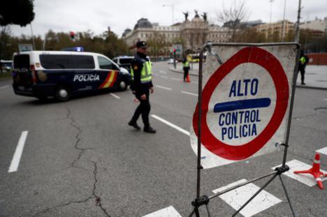 Estas son las localidades cerradas perimetralmente en Andalucía al tener más de 500 casos por cada cien mil habitantes