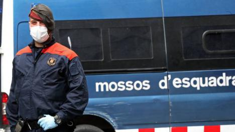 Muere el primer Mosso d'Esquadra por coronavirus, tenía 57 años
