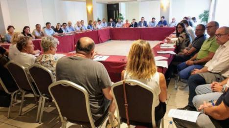 Los alcaldes y alcaldesas del PSOE piden al Gobierno regional compromiso para gestionar la fase 3 y la nueva normalidad
