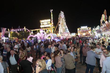 El Ayuntamiento de Lorca acuerda junto a los colectivos implicados la suspensión de la 'Feria de Septiembre'